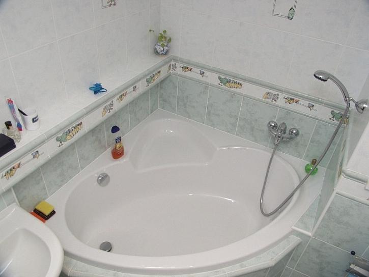 Koupelna snů