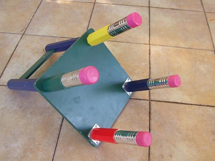 Jak opravit stoličku pro děti?