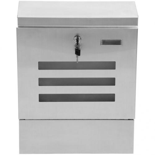 Tuin 28133 Poštovní schránka nerezová