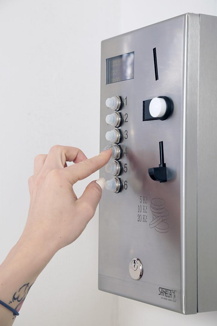 Sprchový automat
