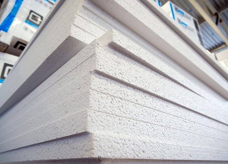 Nejčastěji se jako tepelná izolace používají polystyrenové desky různého typu a vlastností
