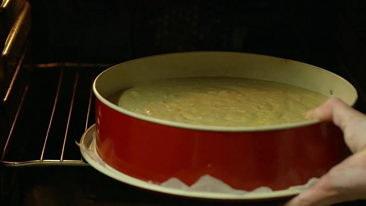 Pečení dortu