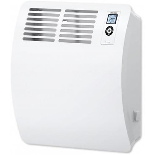 STIEBEL ELTRON CON 10 Premium nástěnný konvektor; 1,0 kW, se zástrčkou