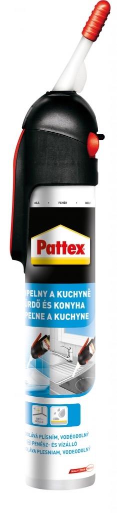 Opravná hmota Pattex vytlačí trable z domu