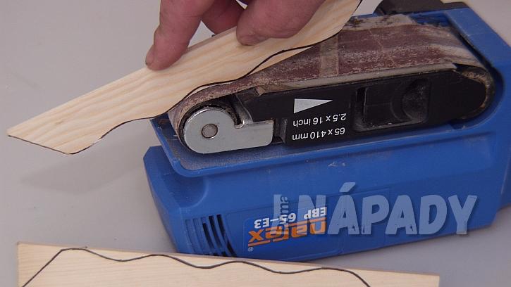 9. Vyrobíme ozdobné dekorativní štítové lišty