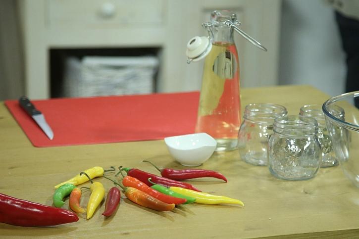 Vyrobte si chilli dip podle receptu Oldy Navrátila (Zdroj: archiv FTV Prima)
