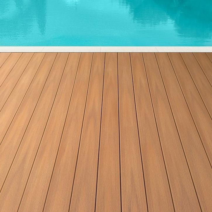 Jarní převlek terasy nebo plotu s materiálem WoodPlastic®