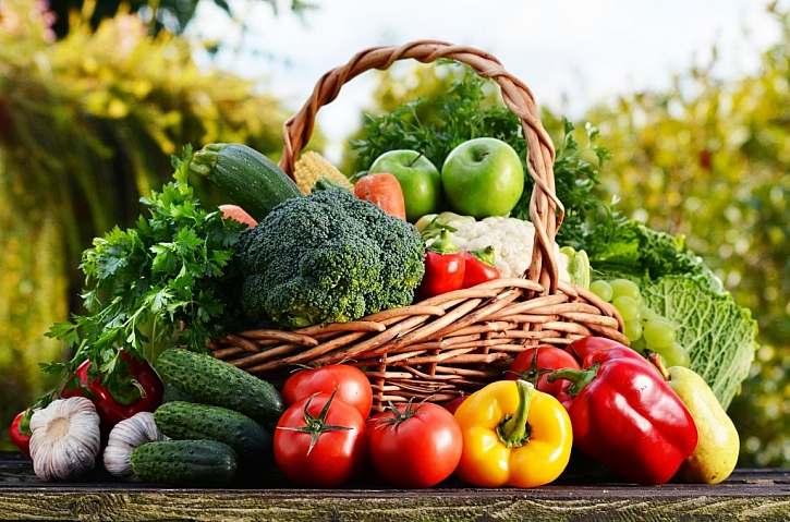 Skladování ovoce a zeleniny přes zimu (Zdroj: Depositphotos)