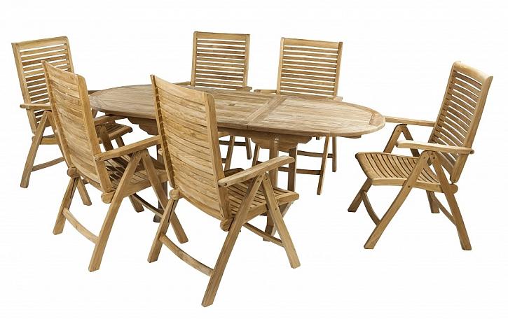 Funkčnost, výjimečná pevnost, odolnost a designová propracovanost – to je zahradní nábytek ze žádaného tropického teaku.