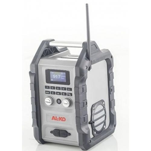 AL-KO WR 2000 Akumulátorové stavební rádio (bez akumulátoru a nabíječky)
