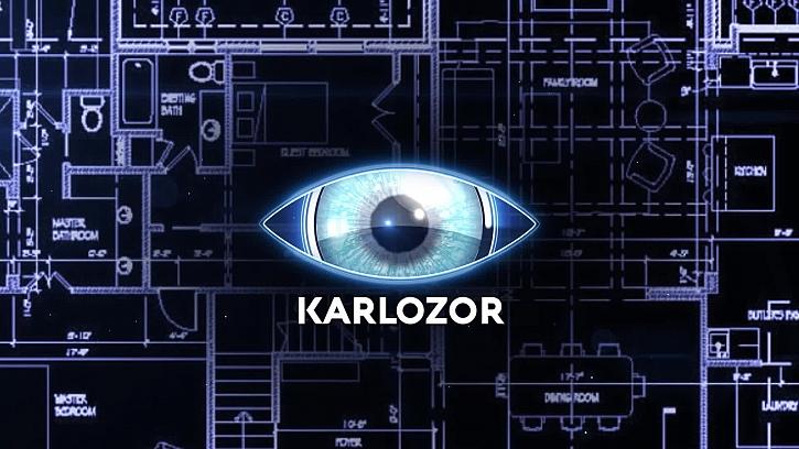 Karlozor - Karel není bordelář? Kam se zařizovacími předměty?