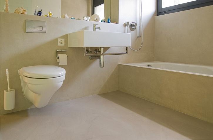 Milujete netradiční design? Poradíme vám, jak povýšit stěny i podlahu ve vlhkých a namáhaných místnostech
