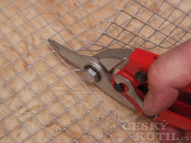 Návod jak vyrobit drátěný závěs