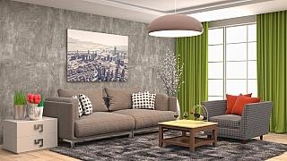 Techniky malování bytu