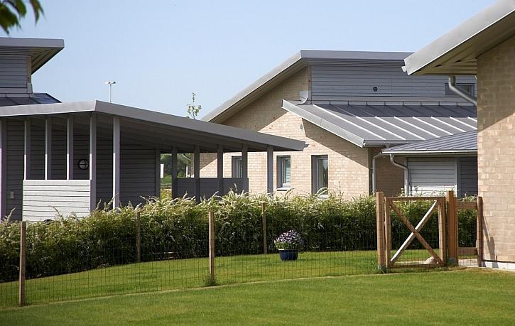 Novinka od Lindabu: nová povrchová úprava střech PREMIUM MAT