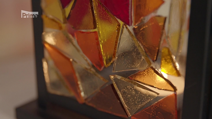 Vyrábíme dušičkovou lampu ze skla