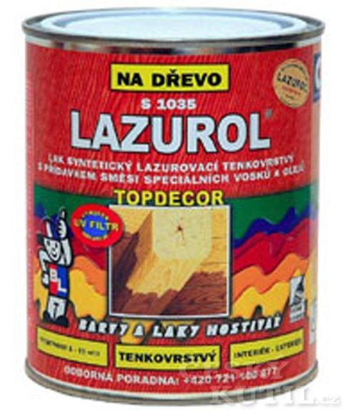 Řada Lazurol