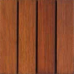 Dřevina Ipe s proužky
