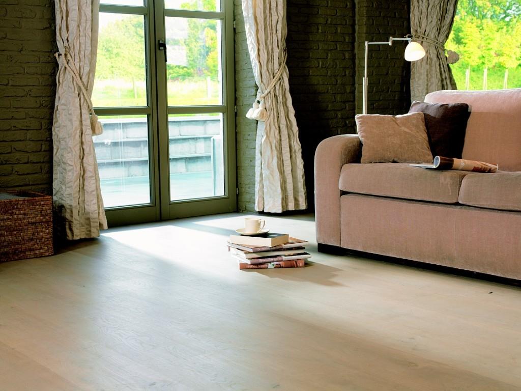 Čím ošetřit dřevěnou podlahu