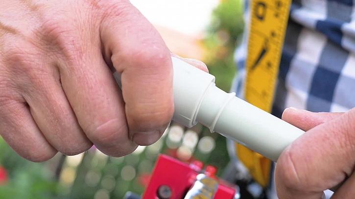34 MINMAN - Jak spojovat vodovodní potrubí