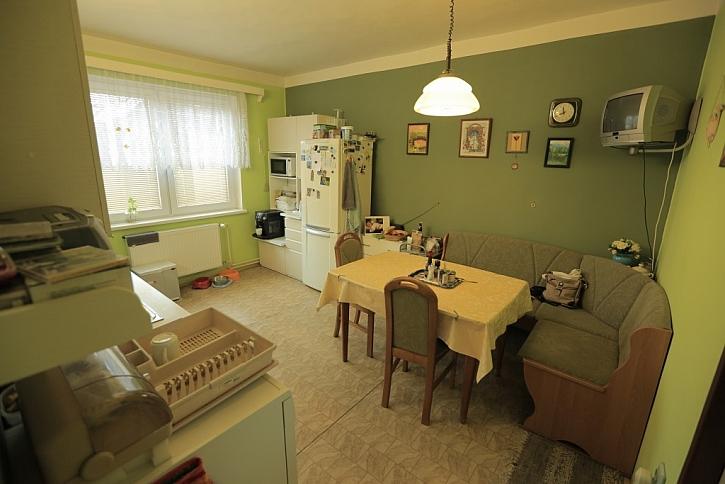 Nová kuchyně jako sen pro paní trpící vážnou nemocí
