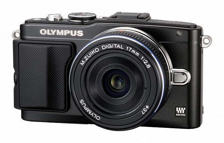 Nový foťák Olympus - vánoční dárek, který potěší