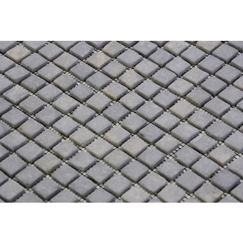 Divero Garth 27856 Mramorová mozaika - šedá - 1x síťka 30x30x0,6 cm
