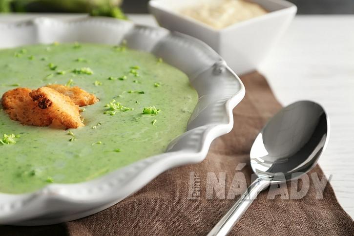 Zelené jídlo na zelený čtvrtek