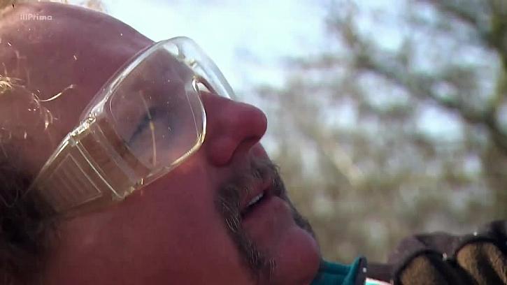 Pracovní chranné brýle