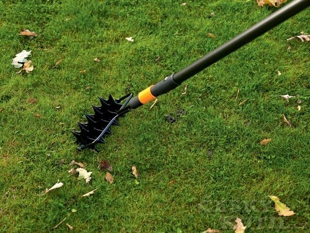 Dobrá zpráva pro zahradníky aneb Fiskars QuikFit