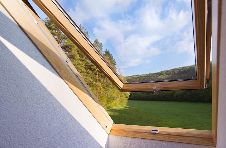Líbí se vám střešní okna?
