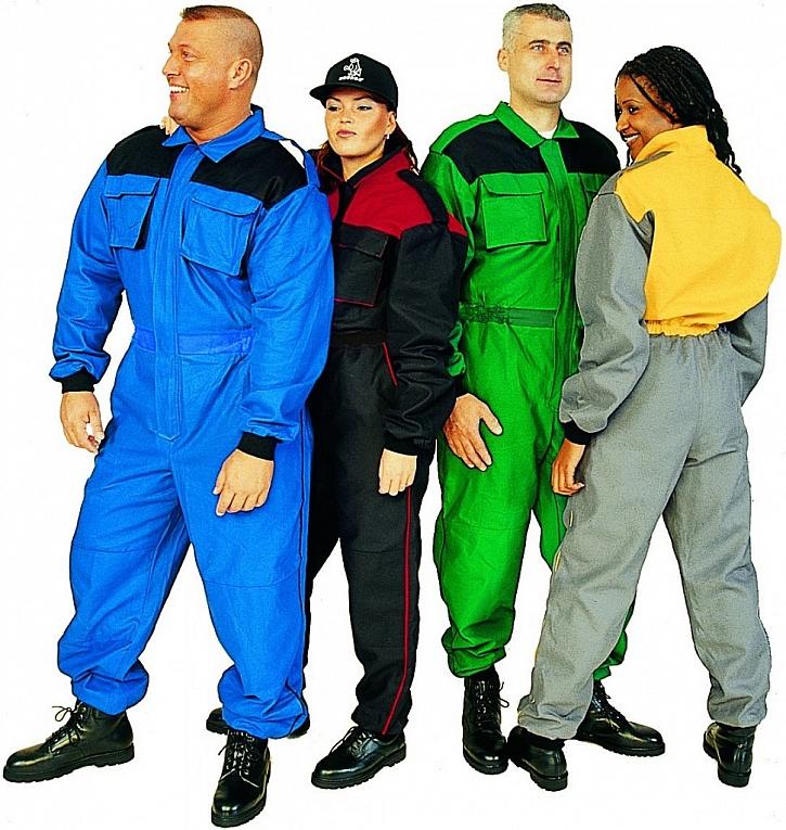 Oděvy i ochranné pomůcky