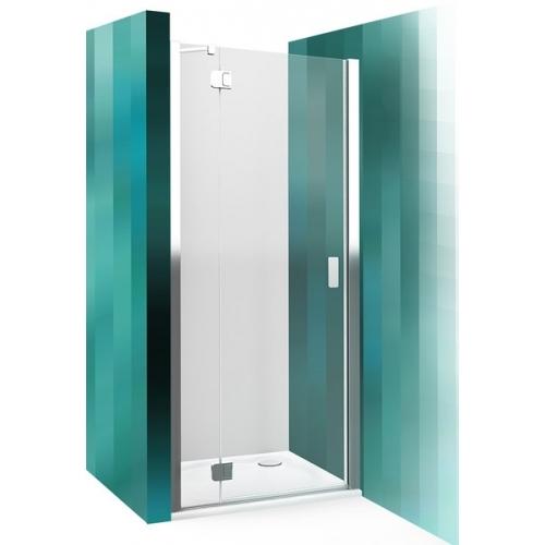 ROLTECHNIK Sprchové dveře HBN1/800 brillant premium / transparent 287