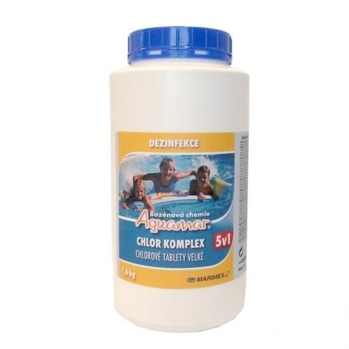 MARIMEX 11301209 Aquamar Komplex 5v1 1,6 kg