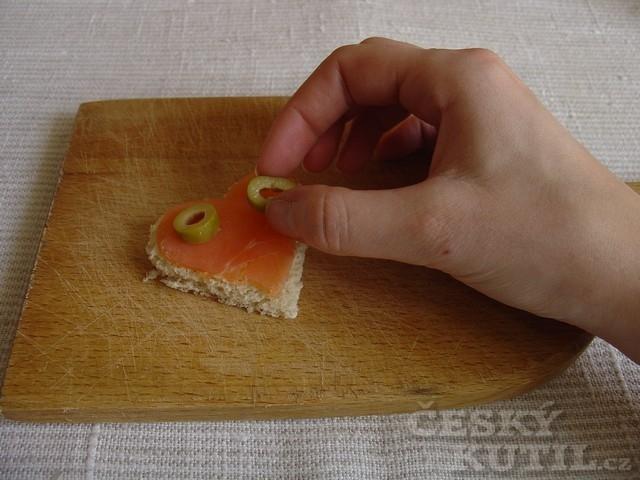 Jak připravit valentýnské jednohubky?