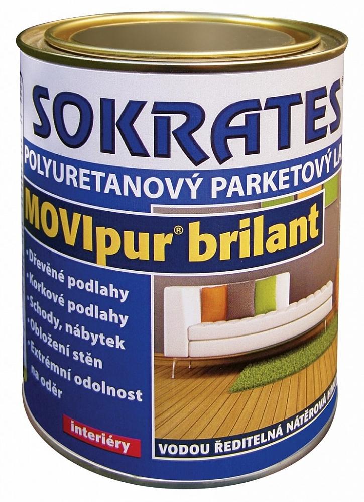 Podlaha s laky SOKRATES jako nová!