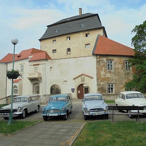 Virtální prohlídka zámku Miroslav