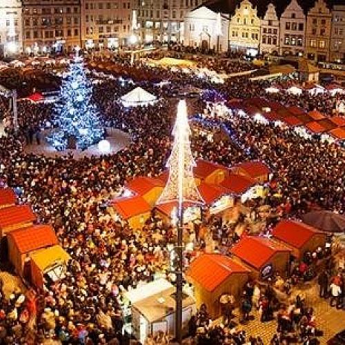 Vánoční trhy Plzeň 2019