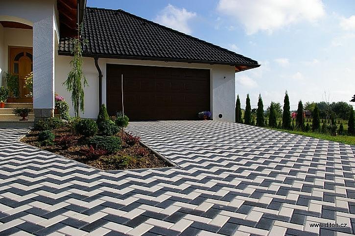 Výhoda betonové dlažby