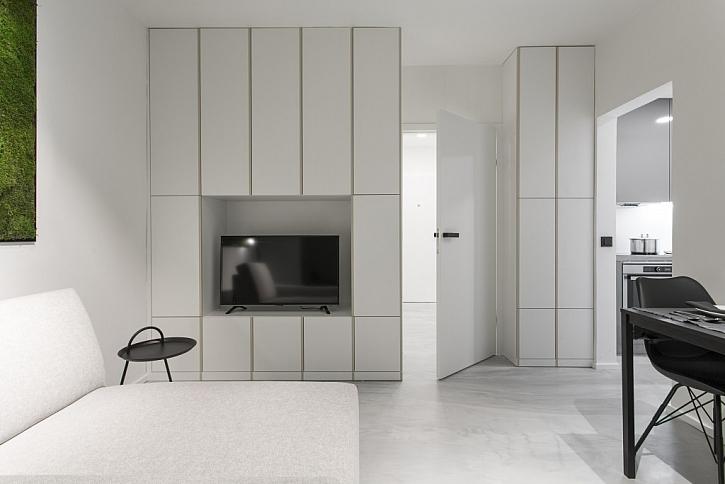 A jak se na proměnu dívají designéři Andrea Hylmarová a Marek Povolný?