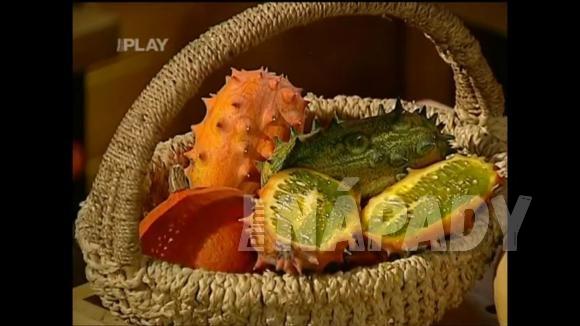 Dlouho skladovatelná zelenina - pekingské zelí, špagetová dýně a kiwano