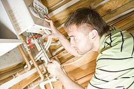 Co byste měli vědět o servisování plynových kotlů?