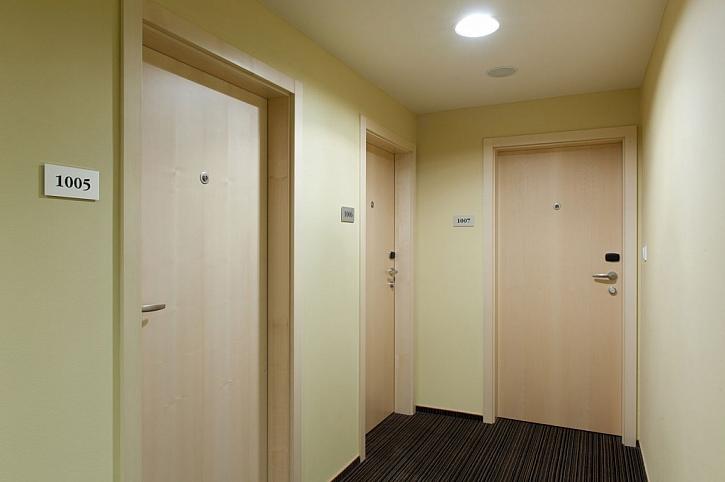 Vybavte byt bezpečnostními dveřmi SAPELI