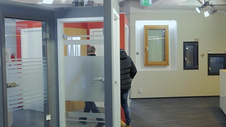 Vybírali jsme nové interiérové dveře do celého domu s odborníkem z Vekry