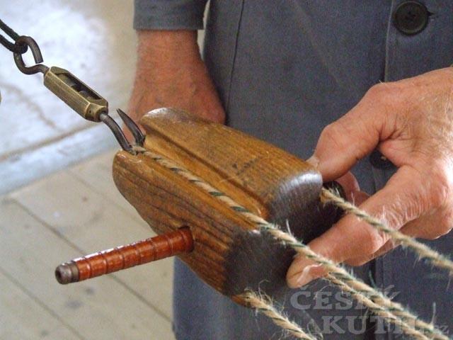 Historie provaznictví 1 – staré řemeslo