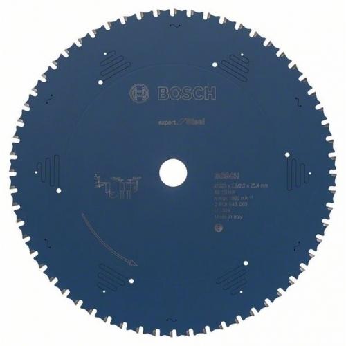 BOSCH Pilový kotouč do okružních pil Expert for Steel, 305x2,6/2,2 mm