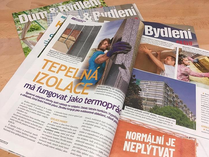 Vyhrajte předplatné středečního vydání Práva s magazínem Dům&Bydlení (Zdroj: Prima DOMA)