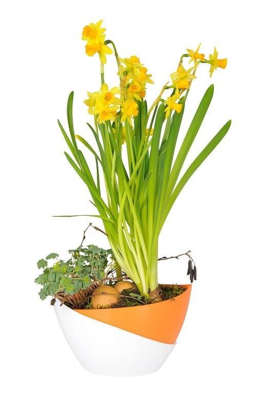 Samozavlažovací květináče a truhlíky