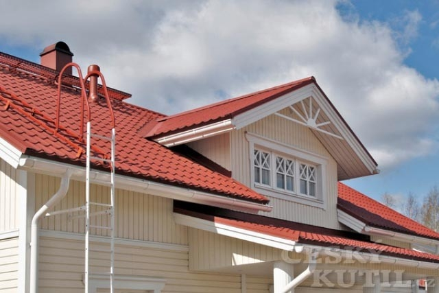 Střecha s celoživotní zárukou: originál na míru