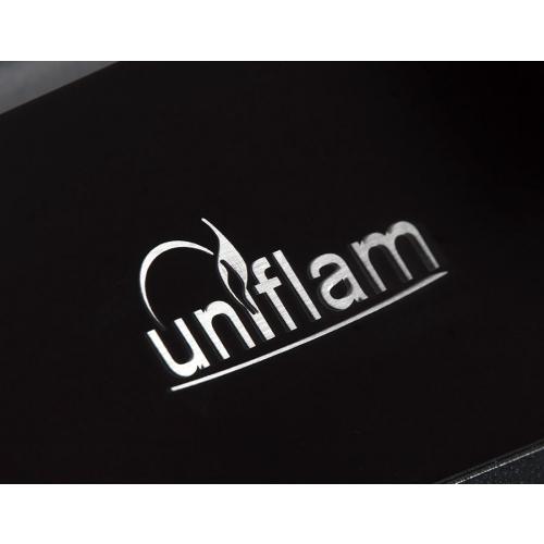 Krbová vložka UNIFLAM 850 PRESTIGE s klapkou a externím přívodem vzduchu  607-844